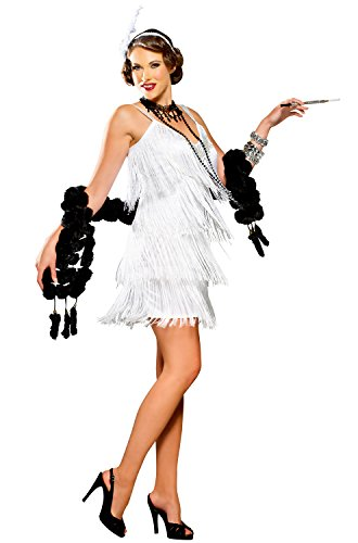 Hollywood Flapper Sexy Costume