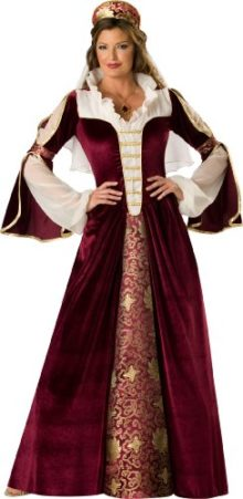 InCharacter-Costumes-LLC-Elegant-Empress-Full-Length-Gown-0
