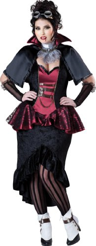 InCharacter-Costumes-Womens-Plus-Size-Steampunk-Vampire-0