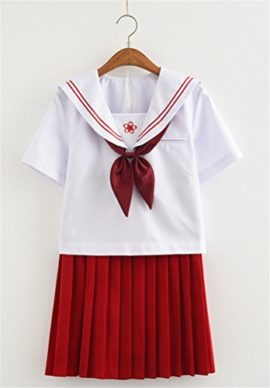 Japanese-School-Uniform-Adult-Women-Halloween-Sailor-Cosplay-Costume-Outfit-Student-Use-0-2