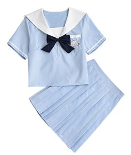 Japanese-School-Uniform-Adult-Women-Halloween-Sailor-Cosplay-Costume-Outfit-Student-Use-0-3