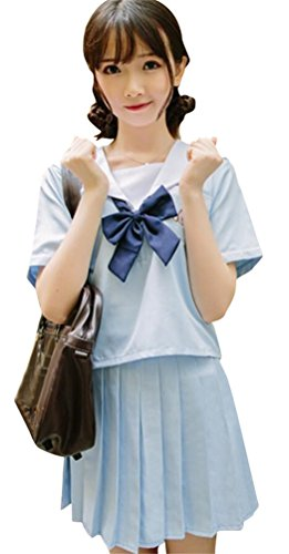 Japanese-School-Uniform-Adult-Women-Halloween-Sailor-Cosplay-Costume-Outfit-Student-Use-0-4