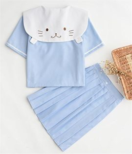 Japanese-School-Uniform-Adult-Women-Halloween-Sailor-Cosplay-Costume-Outfit-Student-Use-0-5