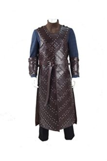 Jon-Snow-costume-PU-Armour-Outfits-Halloween-Cosplay-for-Men-0