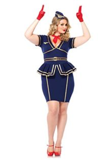 Leg-Avenue-Womens-3-Piece-Friendly-Skies-Flight-Attendant-0