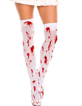 Lidoso-Womens-Halloween-Punk-Ripped-Zombie-Bride-Costumes-Cosplay-0-5