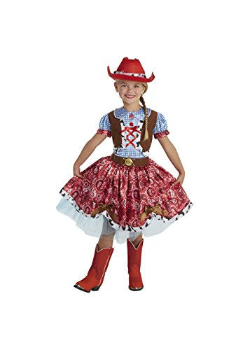 Little Girl Cowgirl Costume