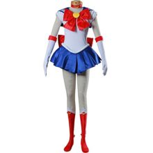 Ourcosplay-Womens-Sailor-Moon-Tsukino-Usagi-Adult-Cosplay-Costume-7-Pcs-Set-0