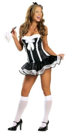 Roma-Costume-2-Piece-Super-Sexy-Maid-0