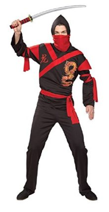Rubies-Costume-Co-Mens-Dragon-Ninja-Warrior-Costume-0