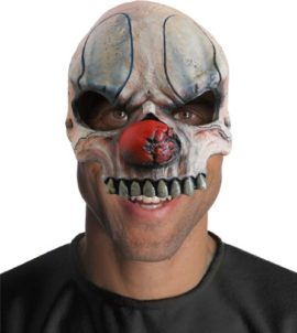 Rubies-Costume-Half-Chuckles-Chinless-Clown-Mask-0