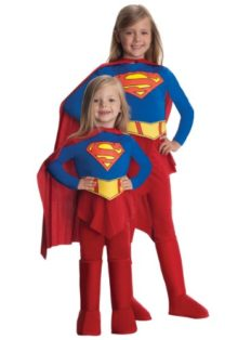 Supergirl Costumes for Girls