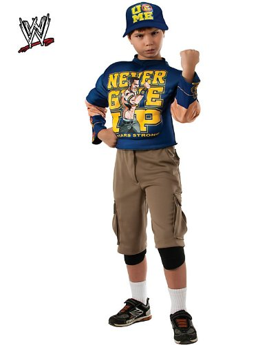 Rubies WWE Deluxe Muscle-Chest John Cena Costume
