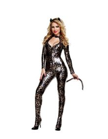 Starline-Womens-Wildcat-Sexy-3-Piece-Bodysuit-Costume-Set-0