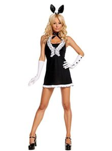 Womens-Sexy-Tuxedo-Bunny-Adult-Role-Play-Costume-0