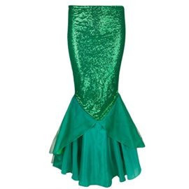 iEFiEL-Womens-Flattering-Sequin-Asymmetric-Tail-Skirt-Princess-Party-Costume-Dress-0-0
