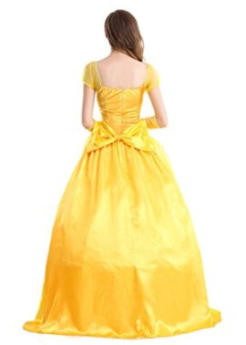 Beautiful-Women-and-The-Beast-Costume-Cosplay-Belle-Princess-Long-Dress-with-Pannier-0-2