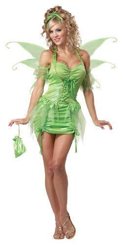 California Costumes Women's Eye Candy Tinkerbell Fairy Adult Adult