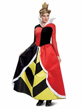 Disguise-Womens-Queen-of-Hearts-Deluxe-Adult-Costume-0