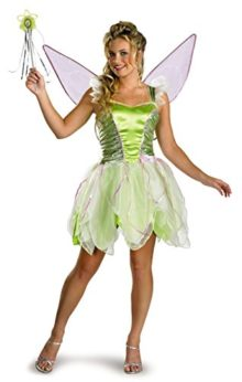 Disney-Disguise-Womens-Fairies-Tinker-Bell-Deluxe-Costume-0