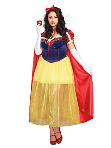 Dreamgirl Women's Plus-Size Happily Ever After Costume