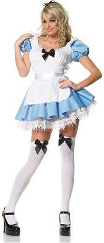 Leg-Ave-Womens-Alice-Apron-Dress-Blue-0