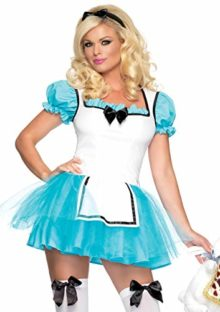 Leg-Avenue-Women-S-2-Piece-Enchanted-Alice-Tutu-Apron-Dress-And-Matching-Headband-0