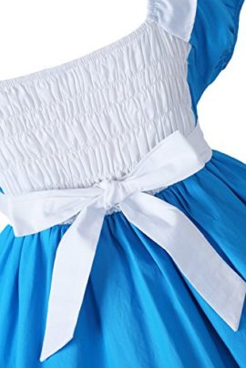Sidnor-Alice-in-Wonderland-MovieFilm-Blue-Cosplay-Costume-Outfit-Suit-Maid-Dress-Apron-0-5