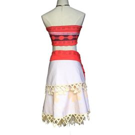 Xfang-Womens-Movie-Fairytale-Dress-Princess-Necklace-Cosplay-Costume-0-1