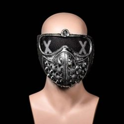AFfeco-Rivet-Mask-Watch-Dogs-Halloween-Punk-Devil-Cosplay-Stage-Party-Face-Masks-0-1