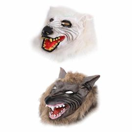 AFfeco-Scary-Wolf-Head-Full-Face-Ghost-Head-Mask-Halloween-Masquerade-Decoration-0