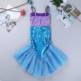 Alvivi-Liitle-Girls-Sequin-Mermaid-Costume-Dress-with-Tail-Halloween-Princess-Dress-up-0-2