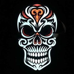 Baidercor-Voice-Activated-Led-Light-up-Mask-Halloween-Mask-0-0