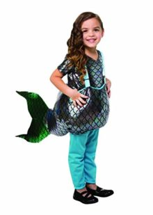 Childrens-Mermaid-Costume-Step-In-Girls-Fancy-Dress-Book-Day-0