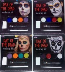 Day-of-The-Dead-Makeup-Kit-Male-andOr-Female-0