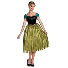Disguise-Womens-Frozen-Anna-Coronation-Deluxe-Costume-0