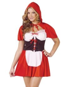 Fun-World-Little-Red-Riding-Hood-Red-Hot-Womens-Costume-0
