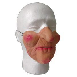 Half-face-Funny-Halloween-Party-Cosplay-Masks-0-4