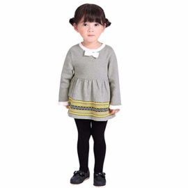 Hatoys-Dress-Baby-Girl-Knitted-Sweater-Dress-Winter-Pullovers-Crochet-Dress-Tops-Clothes-0