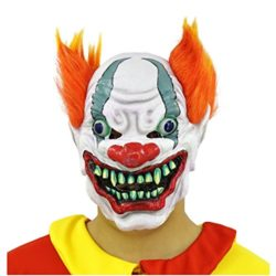 Hongzhi-Craft-Various-Funny-Clown-Latex-Mask-and-Costume-Suit-Halloween-Party-Prop-0-0