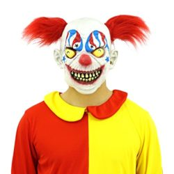 Hongzhi-Craft-Various-Funny-Clown-Latex-Mask-and-Costume-Suit-Halloween-Party-Prop-0-2