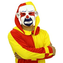 Hongzhi-Craft-Various-Funny-Clown-Latex-Mask-and-Costume-Suit-Halloween-Party-Prop-0-3