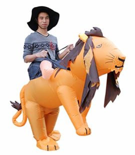 Inflatable-Lion-Costume-Unisex-Adults-Halloween-Riding-Animal-Cosplay-Blow-up-Costume-0-0