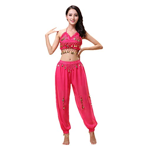 Maylong Lantern Pants Halloween Costume Belly Dance Carnival Outfit DW24