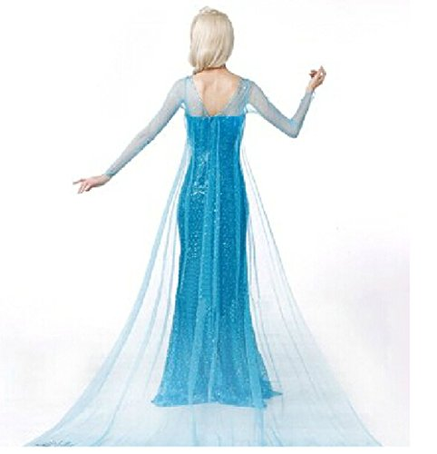 Princess-Dress-Women-Girls-Halloween-Cosplay-Costume-Fancy-Party-Dress-Up-0-2