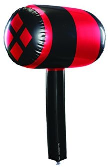 Rubies-Costume-Co-Womens-Batman-Harley-Quinn-Inflatable-Mallet-0