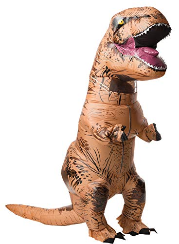 Rubie's Inflatable T-Rex Jumpsuit w/Sound Funny Theme Party Halloween Costume