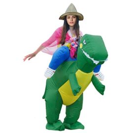 SULAIMI-Inflatable-Unicorn-Costume-T-REX-Fancy-Dress-Costume-Inflatable-Costumes-for-Adults-Halloween-Costume-0-0