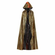 Tunic-Hooded-Robe-Cloak-Dinosaur-Fancy-Dress-Halloween-Masquerade-Cosplay-Costume-Cape-0