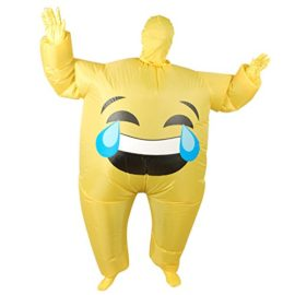 Vantina-Adult-Emoji-Halloween-Blow-up-Inflatable-Costume-Cosplay-Clothing-Funny-Smile-Cry-Face-Full-Body-0-0